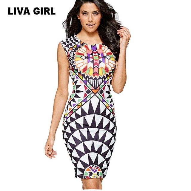 Geometrical Dresses