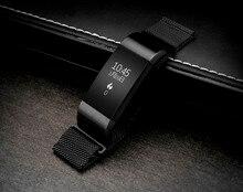S18 Smart WristBand Pedometer Bracelet Watch Sports Fitness Heart Rate Tracker