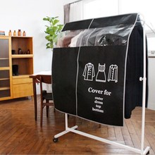 Storage Bag Garment Suit Coat Dust Cover Protector Wardrobe Vacuum Bags Household Clothes