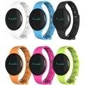 1 unid relojes inteligentes Bluetooth multifunción Inteligente Saludable Pulsera Sueño podómetro contador de pasos Corriendo Reloj coreano H4