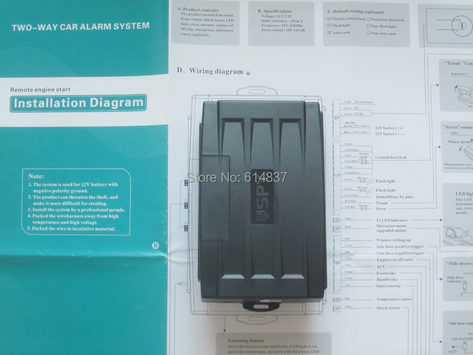 clifford car alarm wiring diagram wiring diagram and hernes clifford matrix 3105x car alarm security system keyless entry wiring diagram