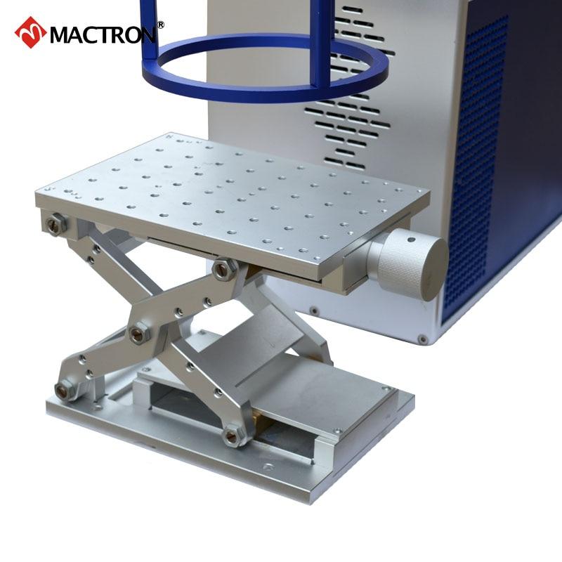 Nešiojamas 20 W pluošto lazerinis žymėjimo aparatas, skirtas - Medienos apdirbimo įranga - Nuotrauka 5