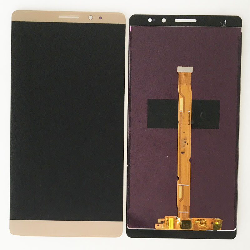 Gold LCD Display Glass Touch Screen Digitizer Assembly For Huawei Mate 8 NEW Gold LCD Display Glass Touch Screen Digitizer Assembly For Huawei Mate 8 NEW