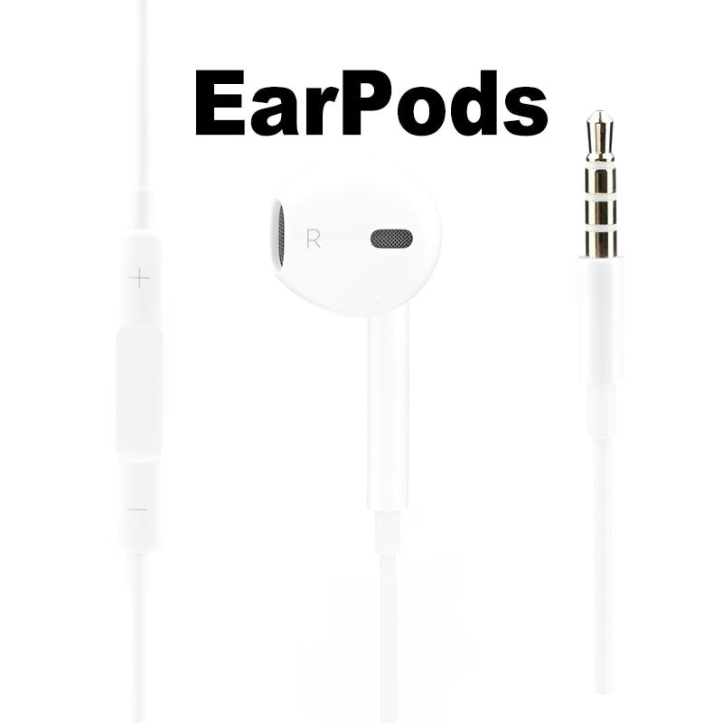 Apple наушники для мобильного телефона оригинальные EarPods с 3 19691687913df
