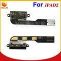 Reparación piezas para Apple ipad 2 segundo cargador conector Dock flexión portuaria de carga Cable de reemplazo para el teléfono celular Flex