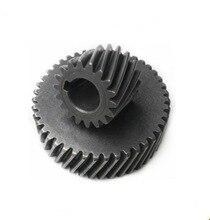 1set   43t+18t  Stone cutting machine gear (big gear d:35mm  small gear d:16mm) cvgaudio m 43t