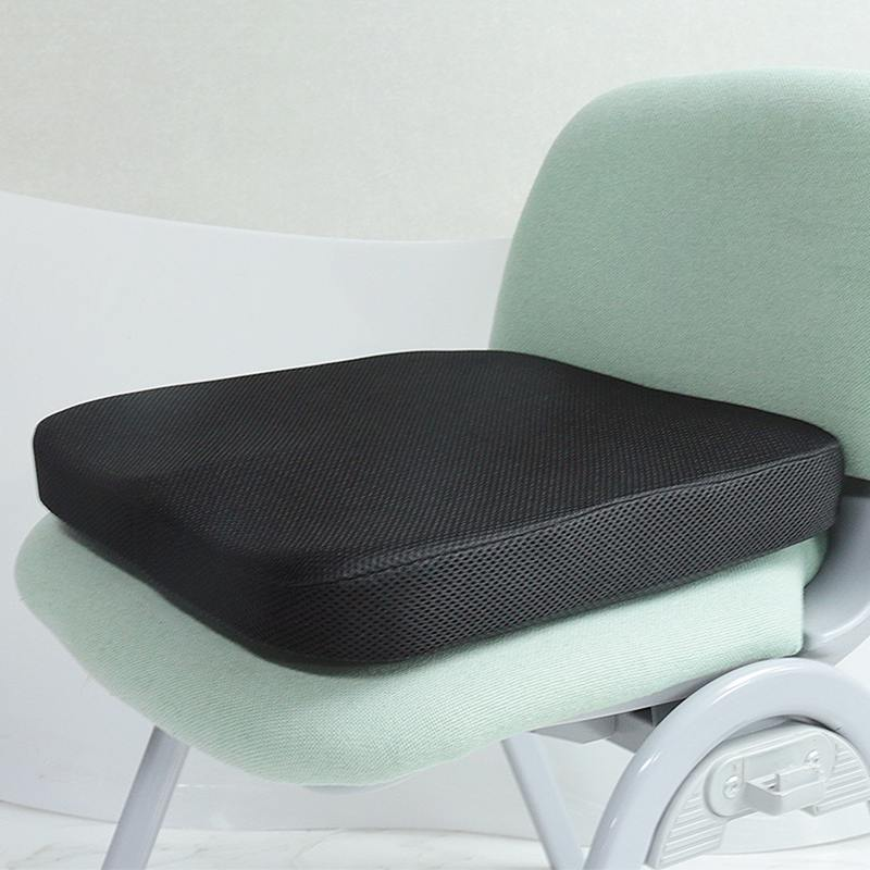 Fashion-Comfort Office Chair Car Seat Cushion Non-Slip Orthopedic Memory Foam Coccyx Cushion For Tailbone Sciatica Back Pain R