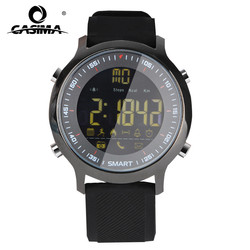 CASIMA Luxury Brand Mens Sports Watches Waterproof Digital Smart ring Watch Men Fashion Casual Electronics Wrist Watches EX18