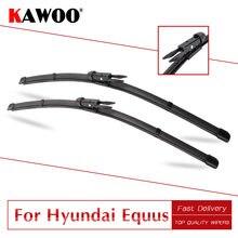 Автомобильные резиновые щетки стеклоочистителя kawoo для hyundai