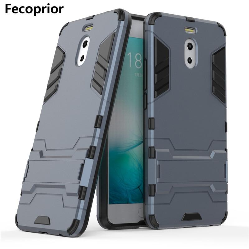 Fecoprior m6note ТПУ кремния задняя крышка Пластик чехол для Meizu M6 Примечание Панцири жесткий смартфон celulars