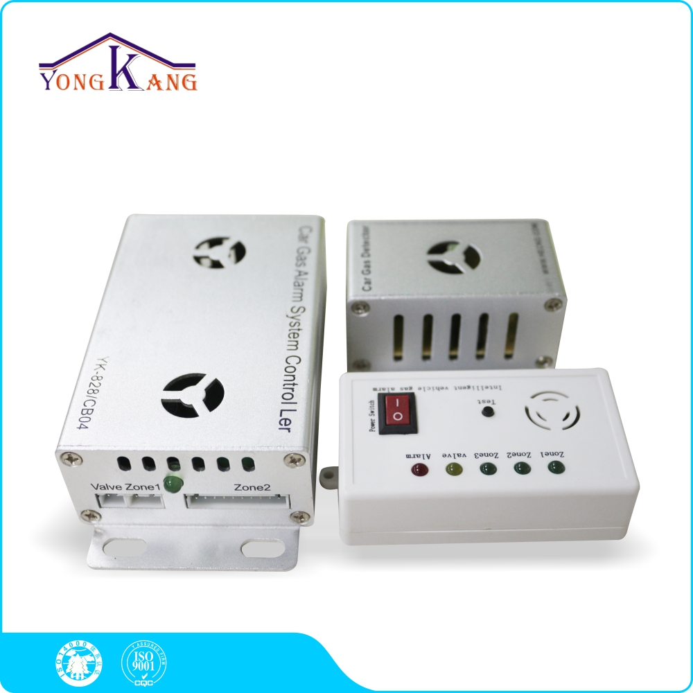 ФОТО Yongkang 24V Vehicle LPG LNG CNG Gas Leak Alarm System for Trucks
