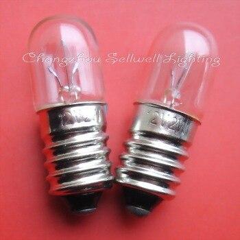 Лампа Minature 12v 2w e10 t10x28 A712 GOOD 10 шт