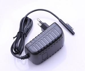 Image 2 - Adaptador de fonte de alimentação para laptop, carregador de parede para microsoft surface pro 3 pro3, 1 peça, 12v, 2.58a pro4 pro 4 (i5 i7)