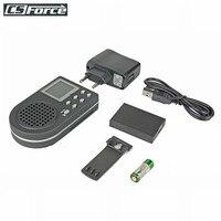 Tactical Airsoft Electronics LCD Hunting Decoy Bird Caller MP3 Player Bird Sound Lounspeaker Digital Hunting Equipment