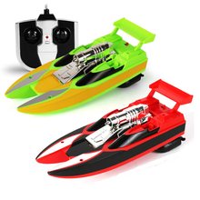 Hot RC Boat Water toys Boys toys gifts 2.4 GHz high speed Wa