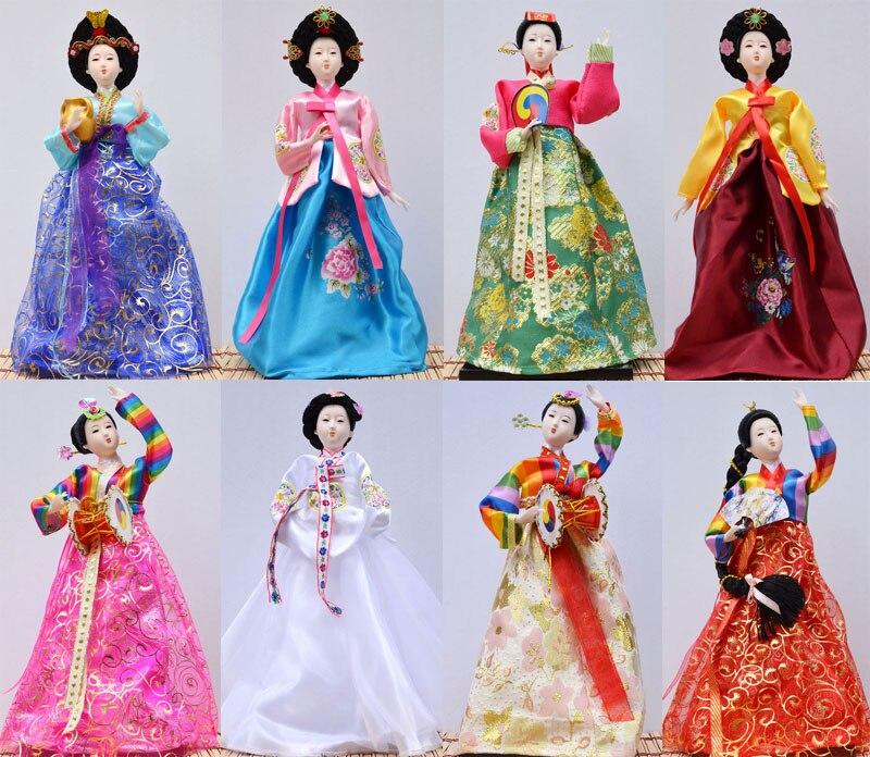 Decoration Arts Crafts Girl Gifts Get Married Korean Folk