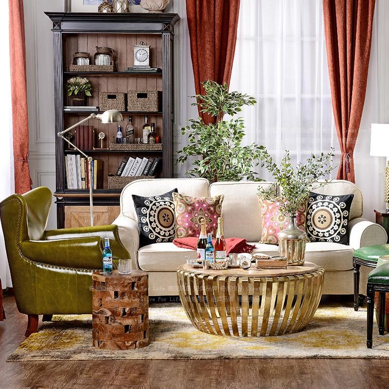 Oneven gelederen india gemporteerd hoogwaardig koper for Houten meubels woonkamer