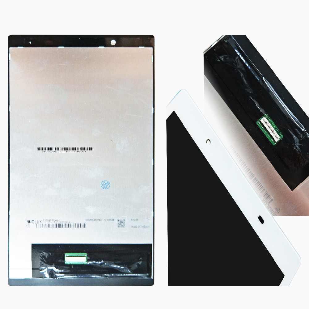 ZA2B0050RU LCD Screen Mobile Phone and Digitizer Full Assembly for Lenovo Tab4 8 // TB-8504X // TB-8504 Black Color : Black