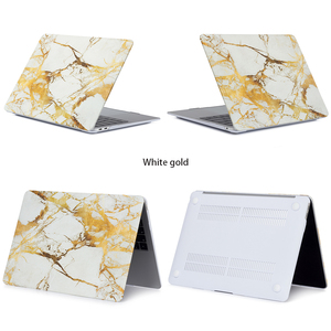 Image 3 - Funda de portátil dura para Apple Macbook Air 11 13,3 Pro Retina 13 15,4 para Macbook 12 pulgadas 2018 nuevo air Pro 13 con barra táctil + regalo