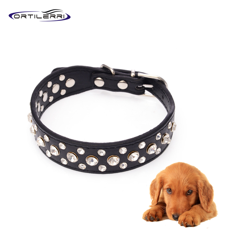 Big Dog Leather Collars Dogs