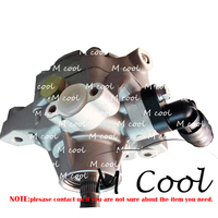 4 2 High Quality Brand New Power Steering Pump With Clutch For Car Honda 2.2 2.4 Steering Pump (2)