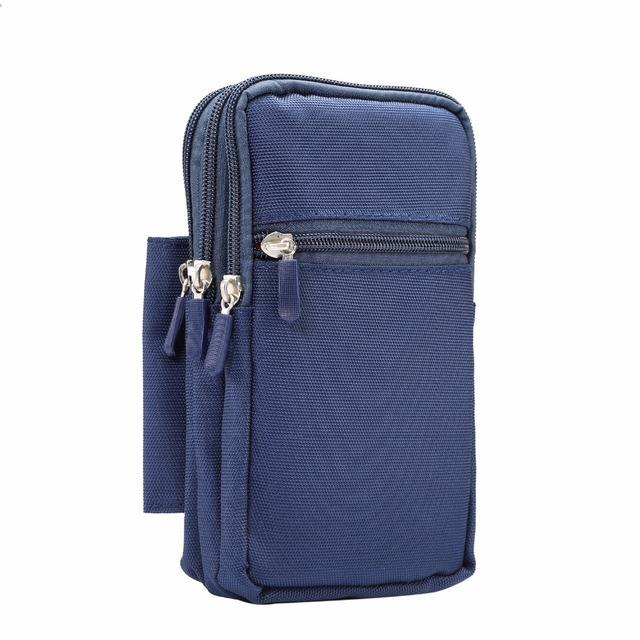 For Xiaomi Mi Max Mix Bag Fashion Universal High Capacity Wallet Case Belt Clip