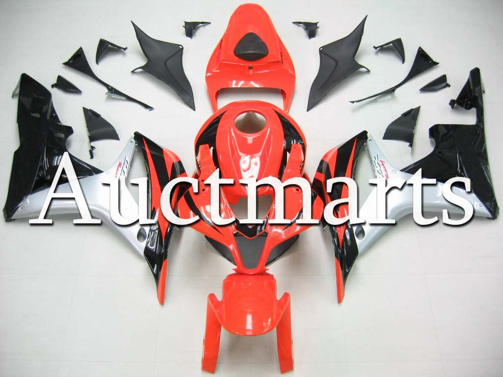 For Honda CBR 600 RR 2007 2008 Injection  ABS Plastic motorcycle Fairing Kit Bodywork CBR 600RR 07 08 CBR600RR CBR600 RR CB25