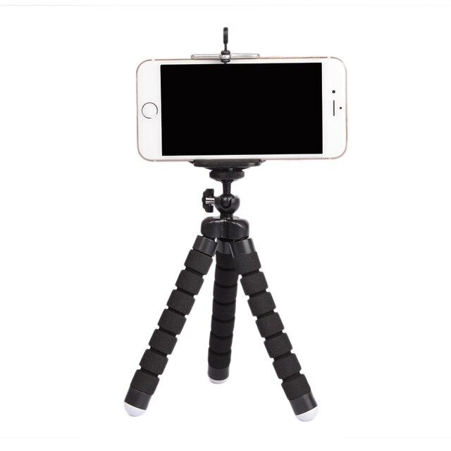Mini Tripod Digital Camera Mobile Phone Stand Flexible Grip Octopus Monopod Flexible for Gopro Hero for Octopus Digital Camera