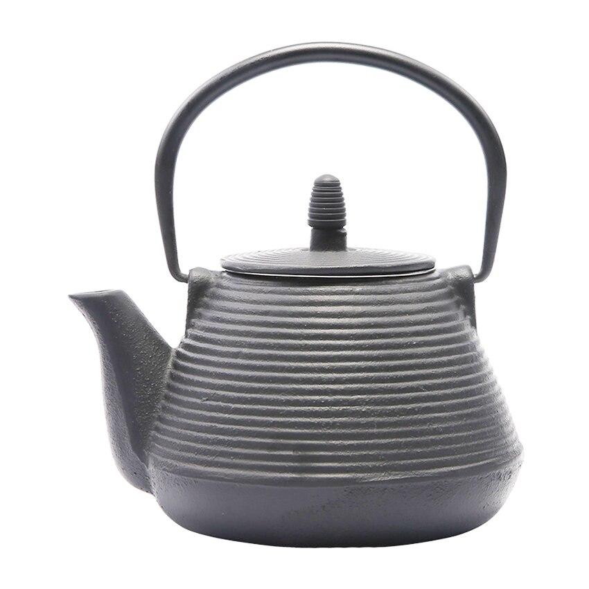 GFHGSD Japanese Teapot Cast Iron Tetsubin Tea Pot 800ml Authentic Cast Iron Teapot Set Tea Pot Tetsubin Kettle Free shipping