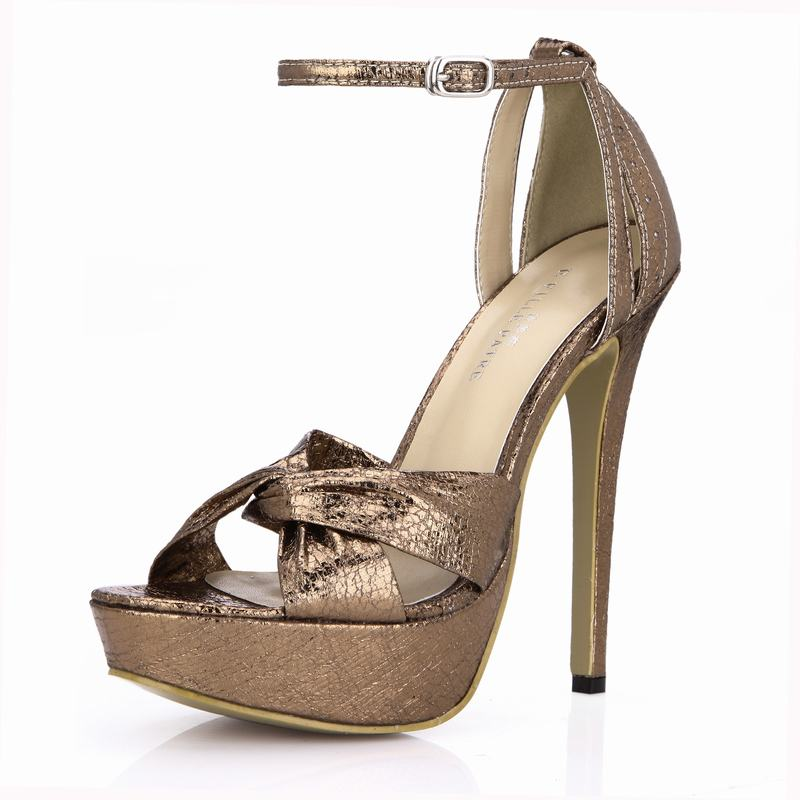 Mujer Plate Boucle Valentine Bowtie Robe Zapatos Dames Partie black De Haute Tenis forme Mariage coffee Femmes Talons Chaussures silver Gold red Sandales Feminino Femme YD9W2IHE