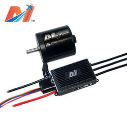 Maytech dual motor electric skateboard 5065 dc motor 170KV 100A SuperESC based on VESC