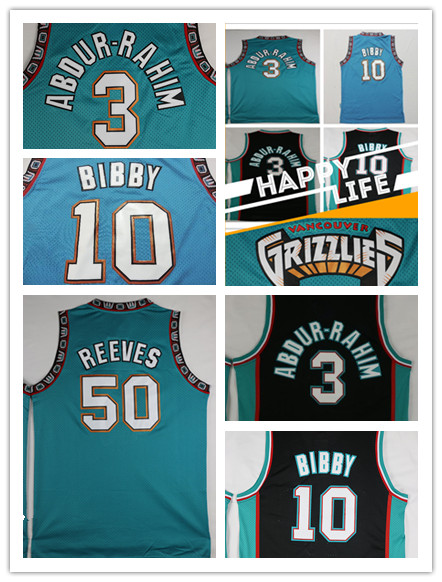 4239150e2ab9 Mike Bibby Vancouver Grizzlies Jersey
