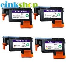einkshop 771 Print Head Replacement For HP DesignJet CE017A CE018A CE019A CE020A Z6200