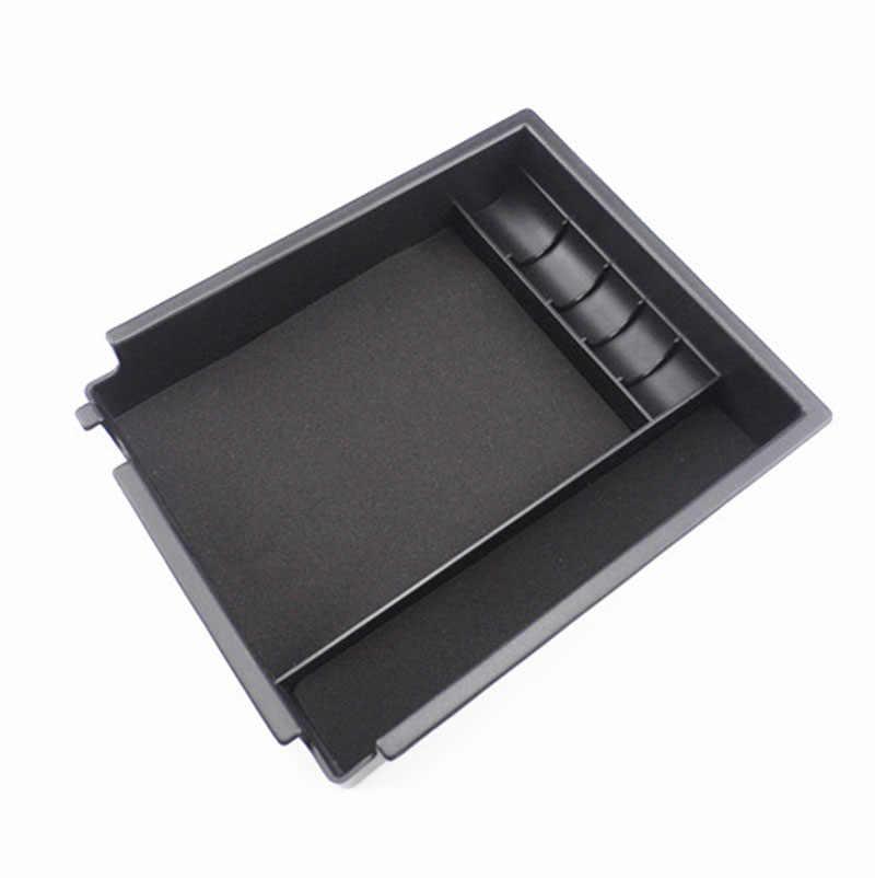 Boîte de rangement centrale accoudoir bras repose gant boîte de rangement pour Hyundai IX35 IX 35 2013 2014 2015 accessoires de voiture
