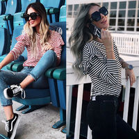 2018-New-Fashion-Women-Casual-T-Shirts-Summer-Ruffle-Style-Long-Sleeve-Outfits-T-Shirts-Women-Clothes-1