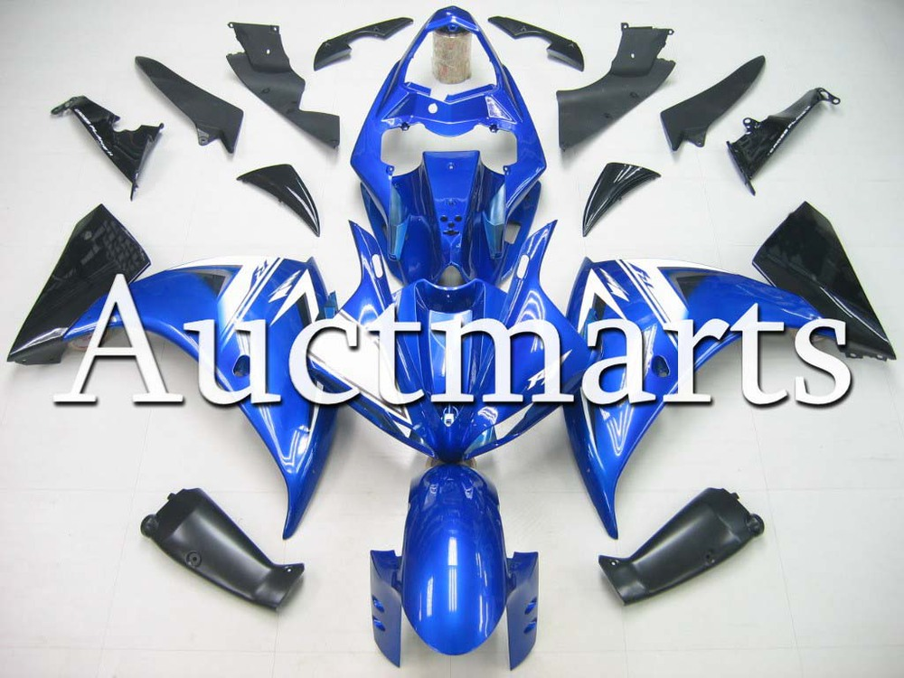 For Yamaha YZF 1000 R1 2009 2010 2011 2012 YZF1000R inject ABS Plastic motorcycle Fairing Kit YZFR1 09 10 11 12 YZF1000R1 CB24
