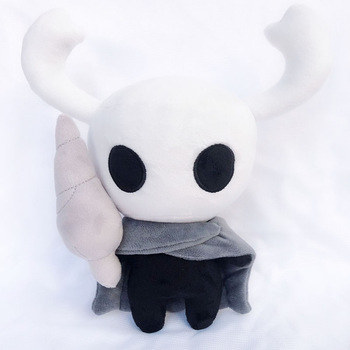 Hot Game Hollow Knight Plush Toys Figure Ghost Plush Stuffed Animals Doll Brinquedos Kids Toys for Children Birthday Gift 30cm 220cm stuffed animals giant removable crocodile doll for decorative pillows kids toys valentines day gift juguetes brinquedos