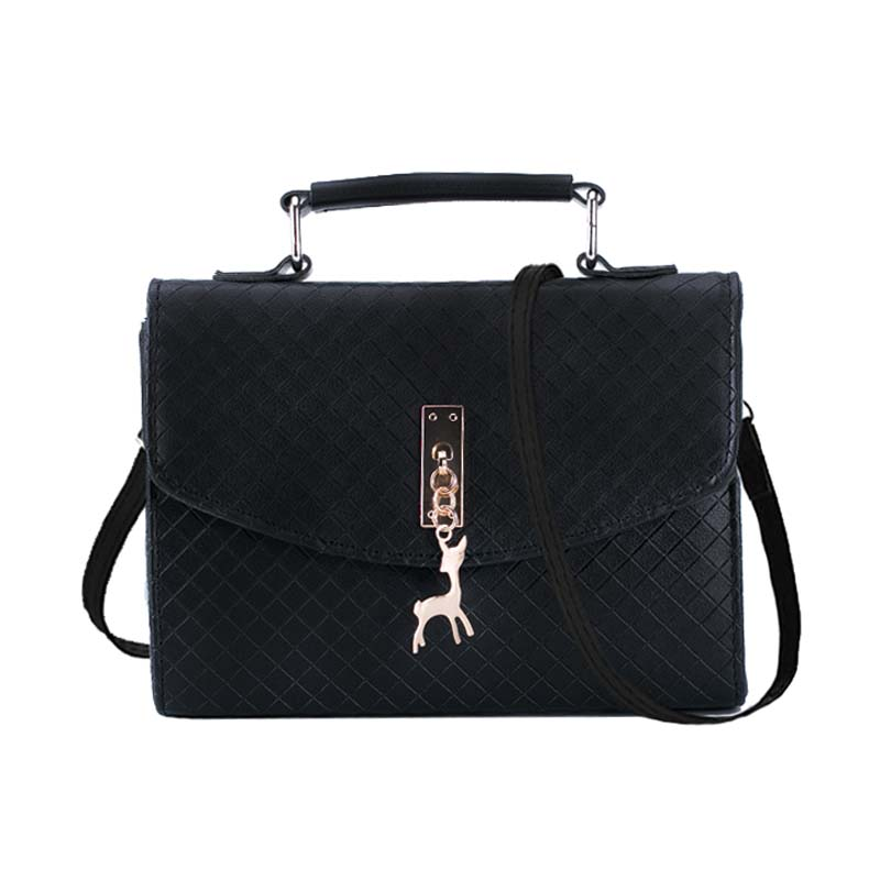 Luggage & Bags Women's Bags Adaptable New Women Leather Handbag Holiday Pu Female Fashion Shoulder Bag Mini Lady Lattice Crossbody Small Fawn Casual Bolsa Ss7090 2019 New Fashion Style Online