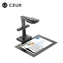 CZUR ET16 Plus Premium Book Scanner with OCR Function HD Camera, A3 A4 Document Photo Portable High Speed Reader for Windows Mac цены
