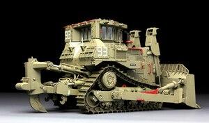 Image 3 - 1/35 D9R teddy bear armoured bulldozer SS 002