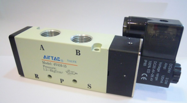 The supply of the original electromagnetic valve 4V410-15 DC24V the supply of the original electromagnetic valve 4v410 15 ac220v