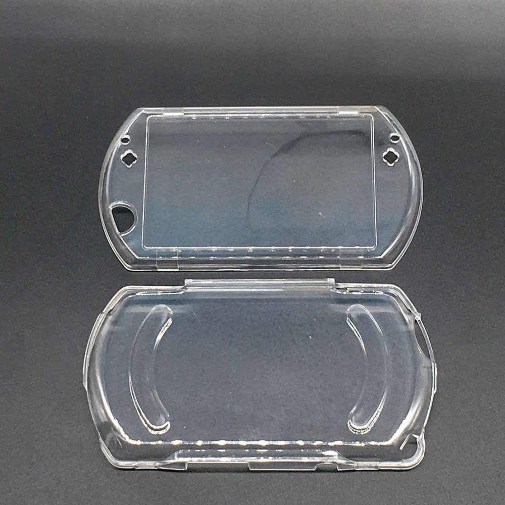 Protector Clear Crystal Travel Carry Hard Case Cover Skin for Sony PSP Go