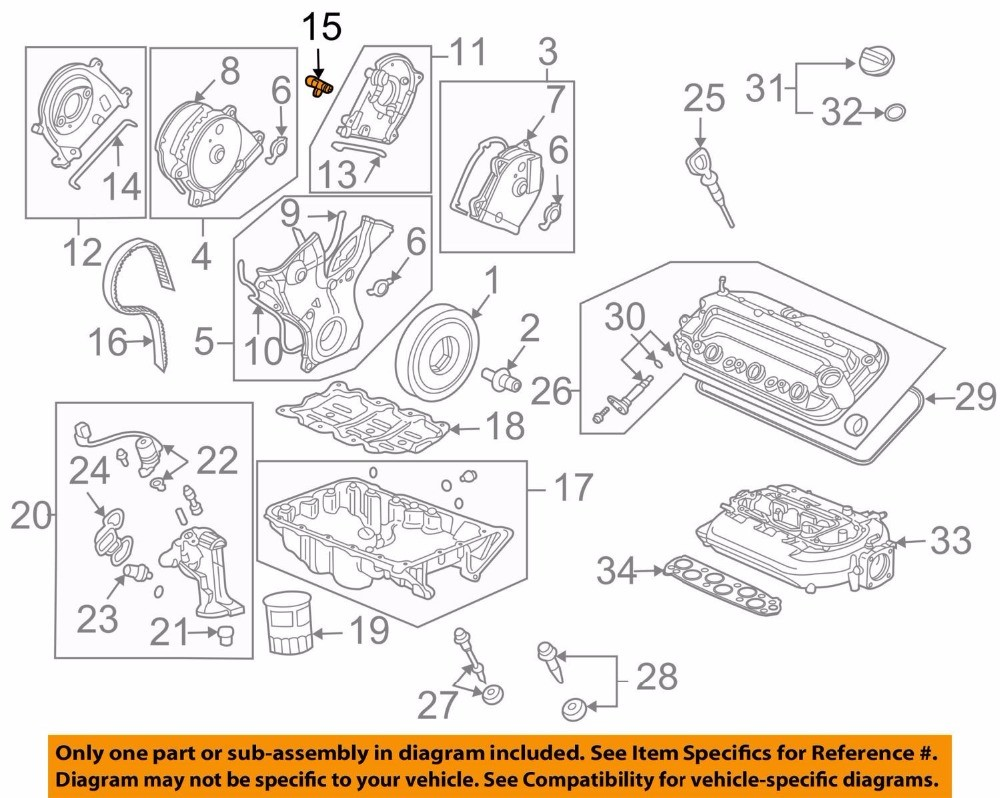 2008 Nissan Pathfinder Crankshaft Position Sensor Location