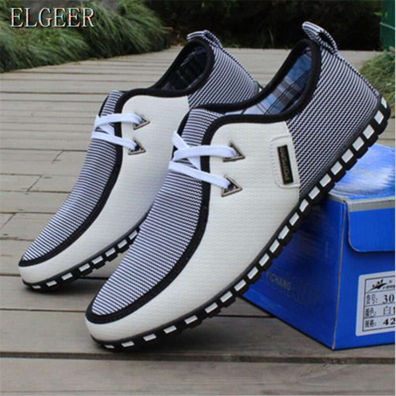 New Breathable Men Casual Shoes canvas shoes Men Sneakers Fashion Trainers For Men Flats Casual Men Shoes 2017 new fashion men casual shoes men shoes flats sneakers breathable mesh lovers casual shoes tenis feminino trainers men shoes