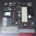 Free Shipping Factory Price Lab starter basic kit for Arduino beginner Nano Mega 2560 UNO R3 DIY KIT training