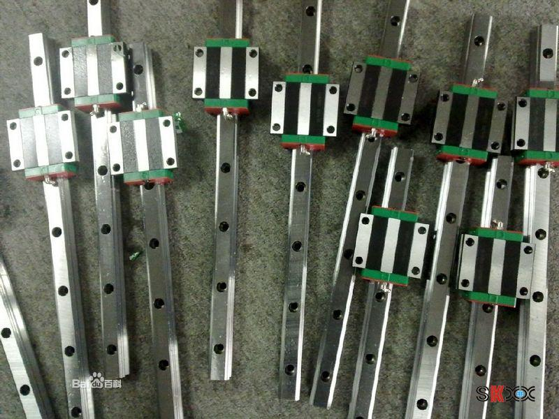 100% genuine HIWIN linear guide HGR55-1500MM block for Taiwan hiwin 100