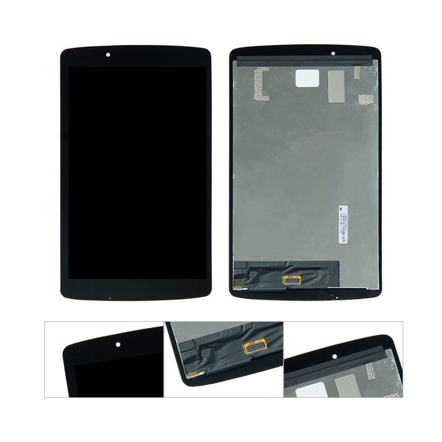 For LG G Pad F 8.0 V495 V496 Touch Screen Digitizer Glass Panel Sensor Panel+LCD Display Assembly Replacement Part