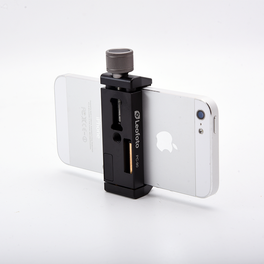 Смартфон крепление штатива Алюминий Металл Универсальный смартфон зажим Адаптер штатива держатель зажим для <font><b>iPhone</b></font> <font><b>7</b></font> <font><b>Plus</b></font>