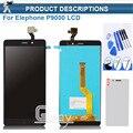 5.5 polegadas P9000 Display LCD Original + Montagem da Tela de Toque de Reparo Perfeito Para Elephone P9000 + Livre de vidro temperado + ferramentas