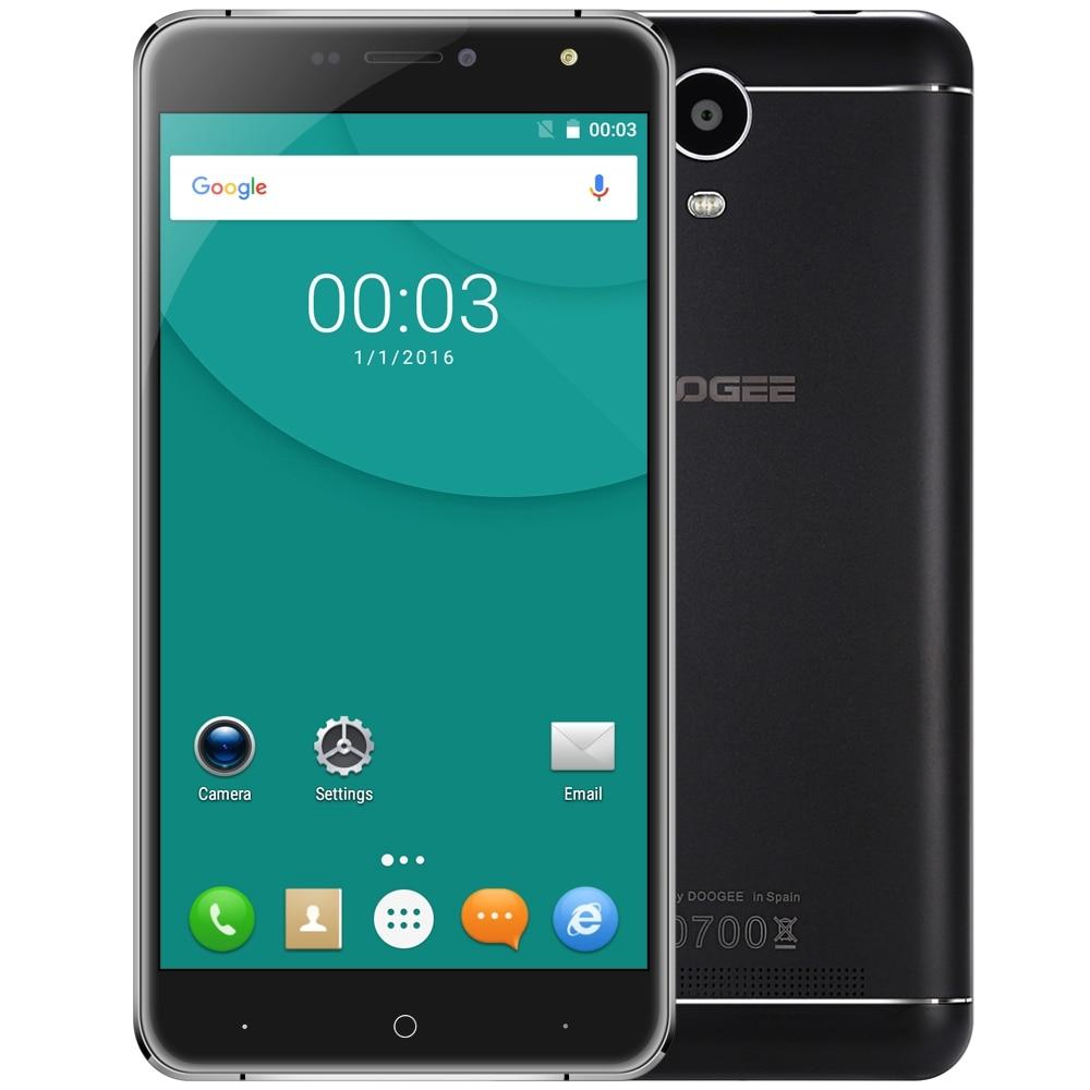 Doogee X7 Pro Android 6.0 Smartphone 6.0 inch 4G Phablet MTK6737 Quad Core 1.2GHz 2GB RAM 16GB ROM 3D VR <font><b>Proximity</b></font> <font><b>Sensor</b></font> GPS